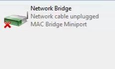 تنظیمات Bridge Connection 12 , گروه اموزشی هیوا