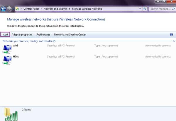 آموزش راه اندازی ساخت شبکه wireless - ad-hocهیوا شبکه