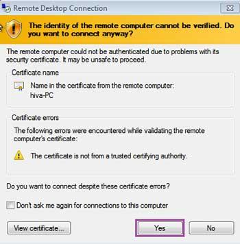 12- آموزش Remote desktop گروه آموزشی هیوا