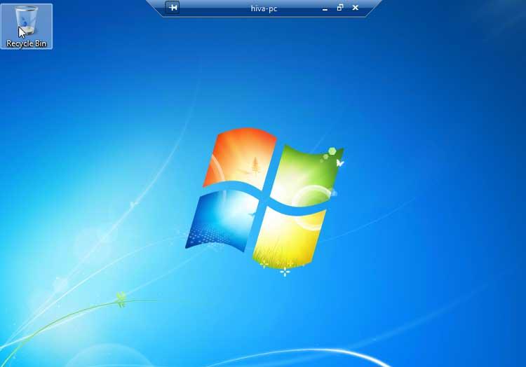 24- آموزش Remote desktop گروه آموزشی هیوا