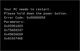 مشکل نصب ویندوز سرور 2012 مشکل نصب ویندوز 8 (تصویر 4)هیوا شبکه