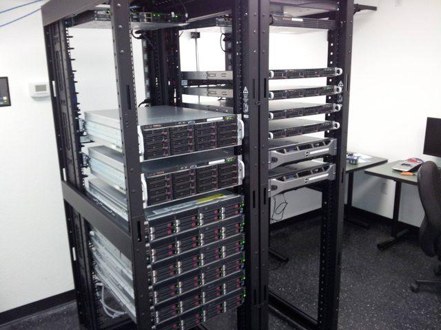 سرورهای HP -1