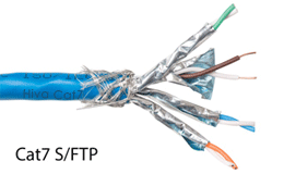 Twisted Pair 06 4CAT7 S FTP