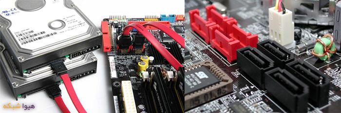 تفاوت IDE، ATA، SATA و SCSI به روایت تصویر... IDE SATA SCSI 02 1