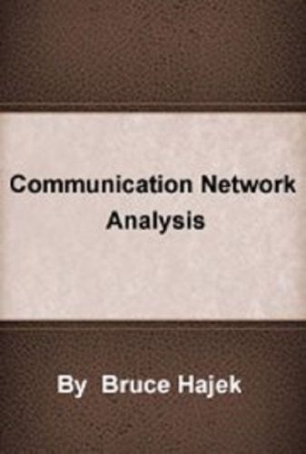 Communication Network Analysis