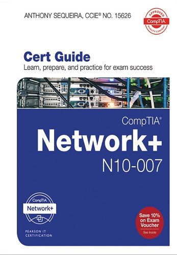 CompTIA Network N10 007 Cert Guide
