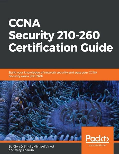 CCNA Security 210 260 Certification Guide