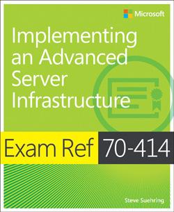 دومین دوره بعد از گذراندن MCSA 2012 برای اخذ MCSE 2012 server infrasructure گذراندن دوره ی Implementing an Advanced Server Infrastructure است