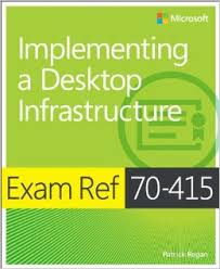 Implementing a Desktop Infrastructure