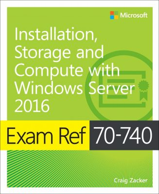 Installation Storage and Compute with Windows Server 2016
