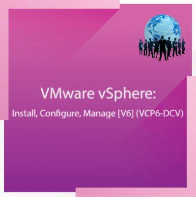 VMware vSphere Install Configure Manage V6 VCP6 DCV