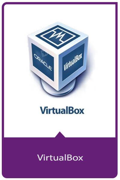 دانلود نرم افزار شبکه : VirtualBox