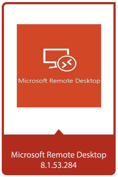 دانلود نرم افزار شبکه : microsoft remote desktop