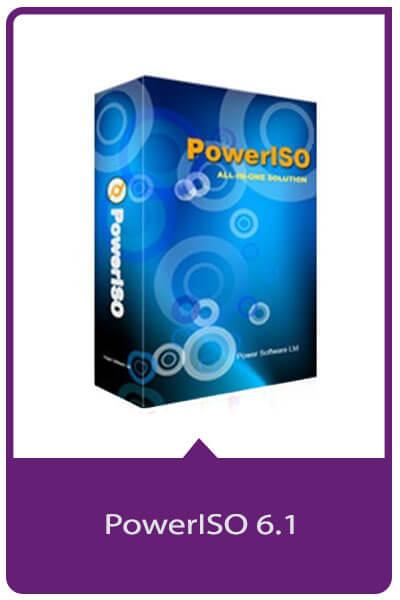 دانلود نرم افزار شبکه : power iso