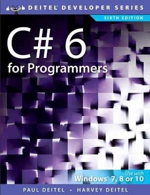 CSharp 6 for Programmers 6th Edition
