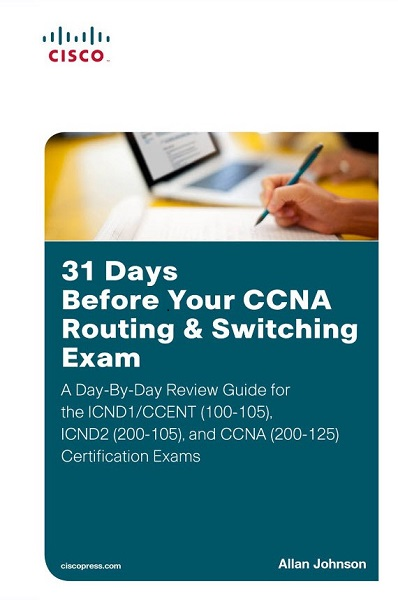 31Days Before Your CCNA Routing Switching Exam