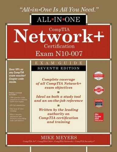CompTIA Network Certification All in One Exam Guide