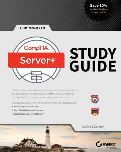 کتاب CompTIA Server+ Study Guide: Exam SK0-004
