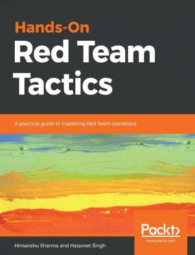 کتاب Hands-On Red Team Tactics