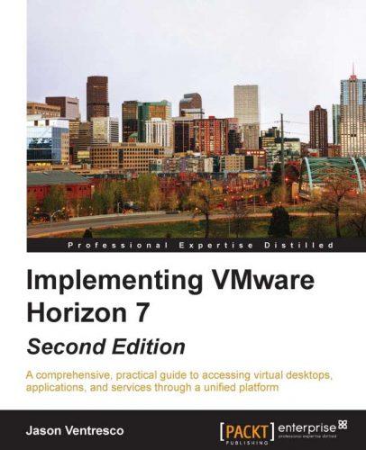کتاب Implementing VMware Horizon 7
