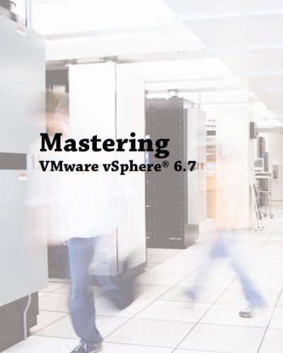 کتاب Mastering Vmware Vsphere 6.7