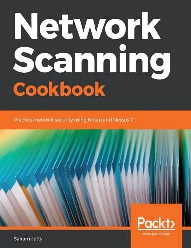 کتاب Network Scanning Cookbook