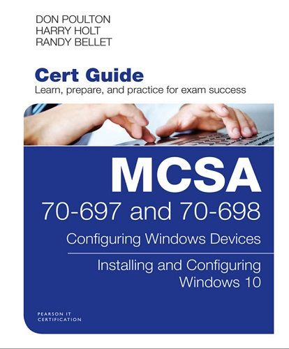 کتاب MCSA-70-697-and-70-698-Cert-Guide