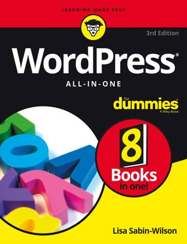 WordPress All-in-One For Dummies 3rd Edition