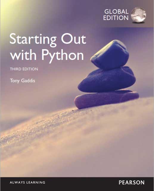 کتاب Starting out with python