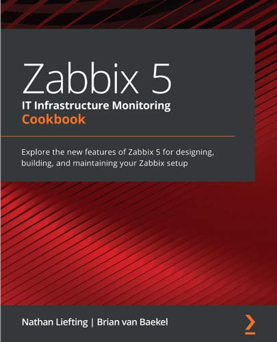 کتاب Zabbix 5 IT Infrastructure Monitoring Cookbook